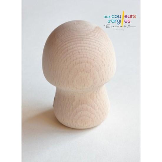 Pilon en bois pour modelage