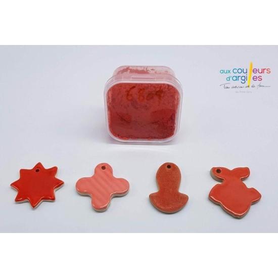 Pig 6809 rouge orange vif...