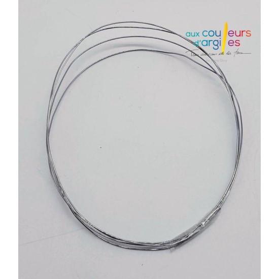 Fil kanthal 0,5mm en 1m