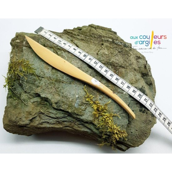 Ebauchoir couteau long 21cm
