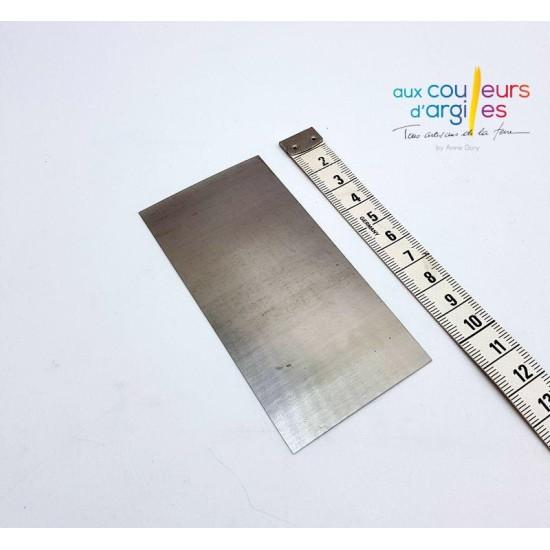 Estèque métallique 72 10x5cm