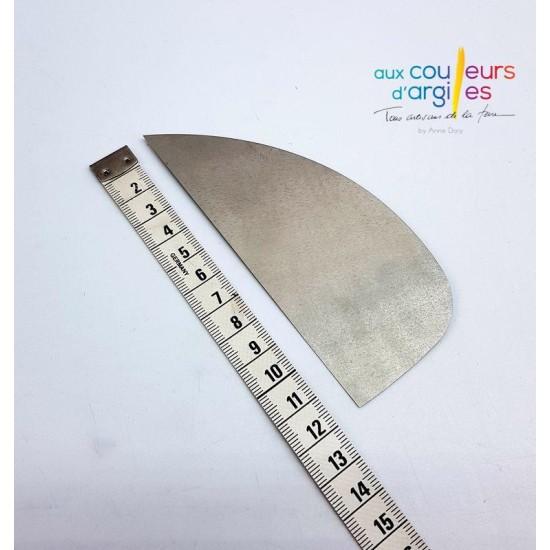 Estèque métallique 73 12x5cm
