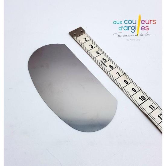 Estèque métallique 75 10x5cm