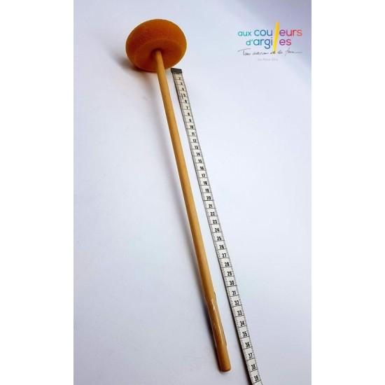 Eponge bâton