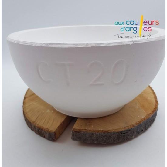 Moule demi-sphère 20cm