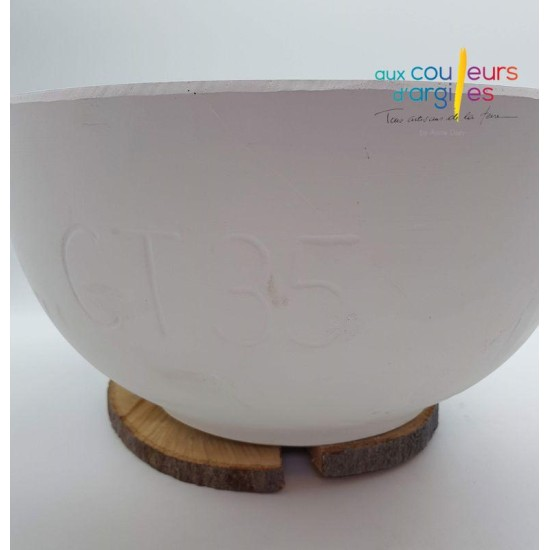 Moule demi-sphère 35cm