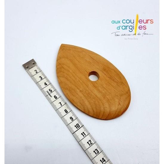 Estèque en bois forme...