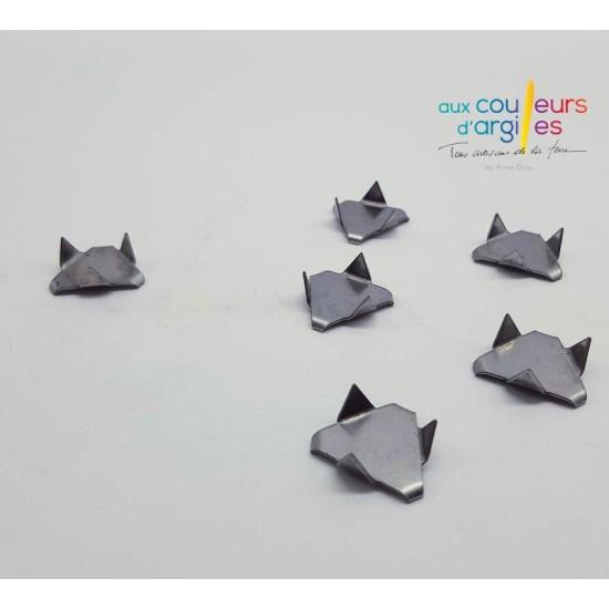 Triangle support métallique...