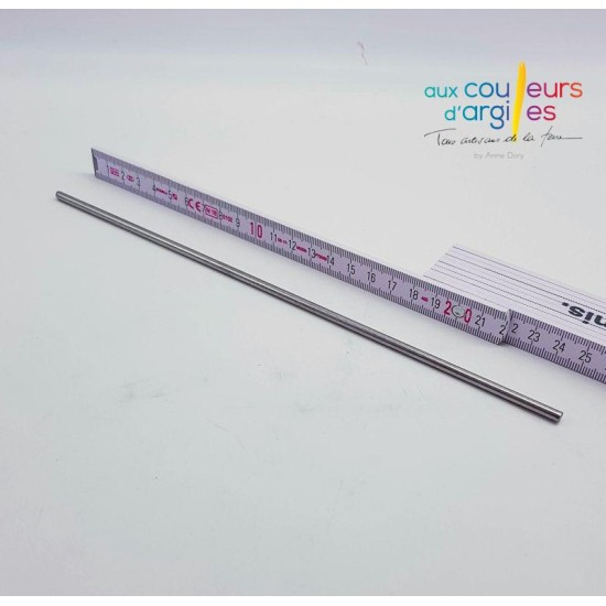 1 Tige pour arbre à perles 4mm