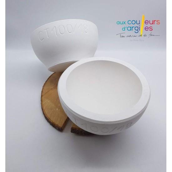 Moule demi-sphère 18 cm