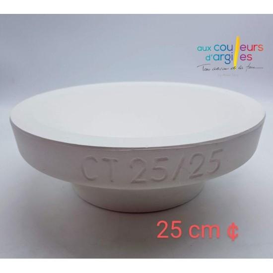 Moule Cône base large 25cm