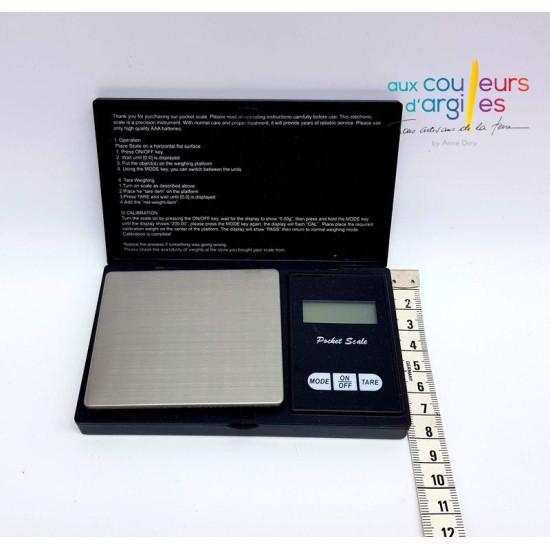 Balance 0.1gr-1000g MINI PRO