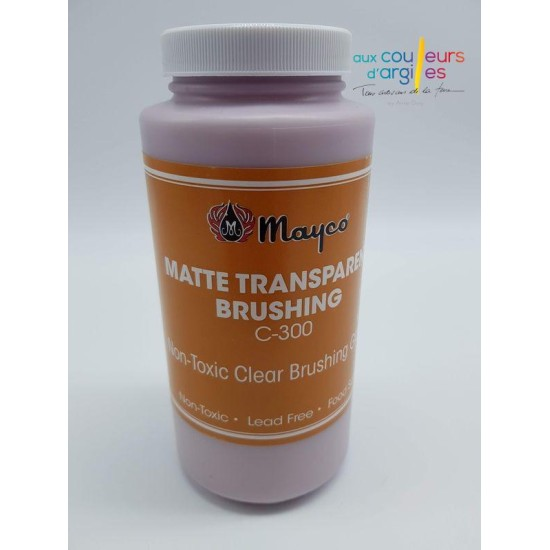 Mayco Transparent mat 473ml...