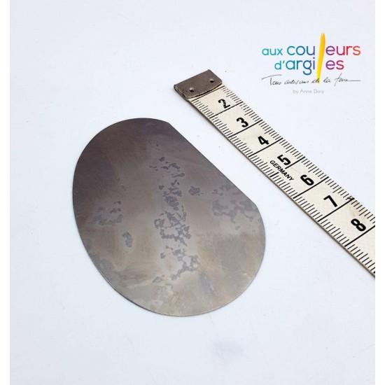 Petite estèque métallique 4CP
