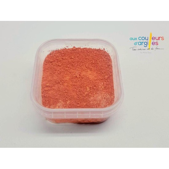 Pigment colorant orange...