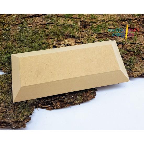 Moule en bois rectangulaire...
