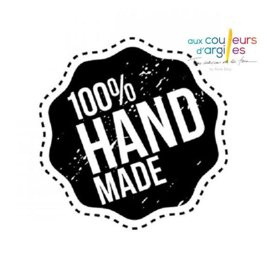 Tampon 100% Hand made