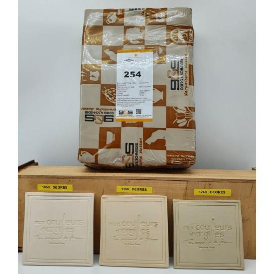 G&S 254 blanche 2502 10 kg