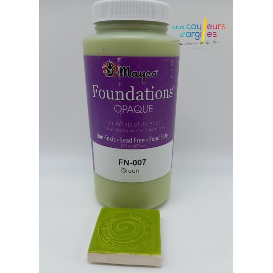 Mayco Foundations FN007...